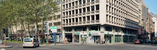 Office to rent in Brussels